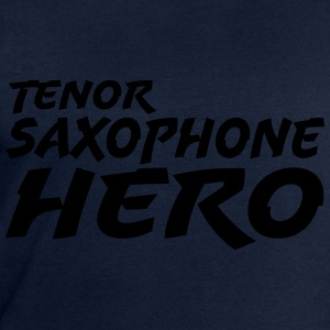 Tenor Saxophone Hero Tee shirts - Sweat-shirt Homme Stanley & Stella