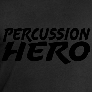 Percussion Hero T-shirts - Mannen sweatshirt van Stanley & Stella