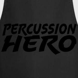 Percussion Hero T-shirts - Keukenschort