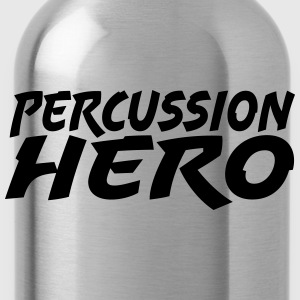 Percussion Hero T-shirts - Drinkfles