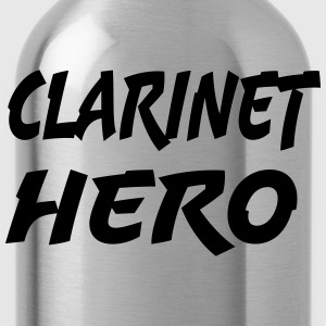 Carinet Hero T-Shirts - Trinkflasche