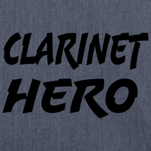 Carinet Hero T-shirts - Skuldertaske af recycling-material