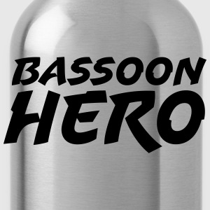 Bassoon Hero Tee shirts - Gourde
