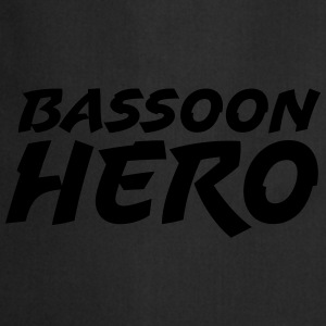 Bassoon Hero T-shirts - Forklæde