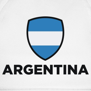 National Flag of Argentina Baby Bodysuits - Baseball Cap