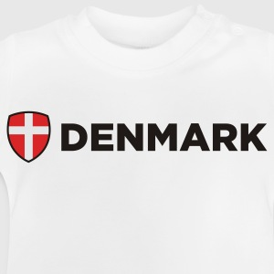 National flag of Denmark Long Sleeve Shirts - Baby T-Shirt