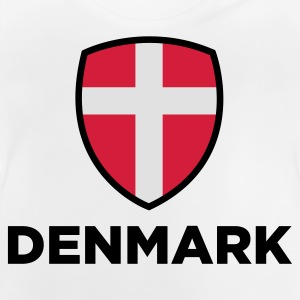 National flag of Denmark Shirts - Baby T-Shirt