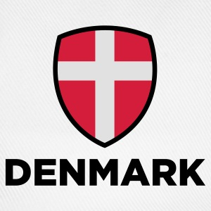 National flag of Denmark Hoodies & Sweatshirts - Baseball Cap