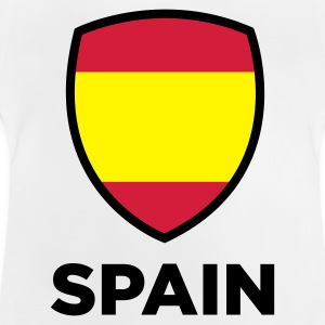 National Flag of Spain Hoodies - Baby T-Shirt