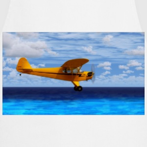 piper airplane mousepad - Kochschürze