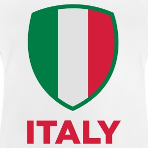 Nationale vlag van Italië Sweaters - Baby T-shirt