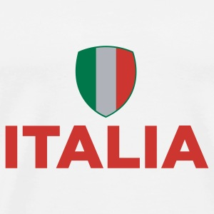 National flag of Italy Other - Men's Premium T-Shirt