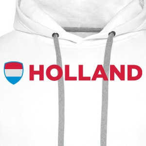 National Flag of Netherlands Shirts - Men's Premium Hoodie