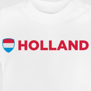 National Flag af Holland T-shirts - Baby T-shirt