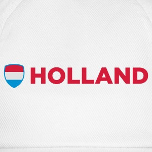 National Flag of Netherlands  Aprons - Baseball Cap