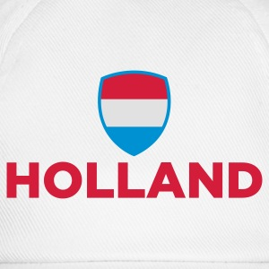 National Flag of Netherlands Vesker & ryggsekker - Baseballcap