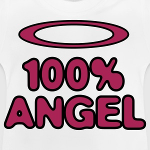 100 Percent Angel! Shirts - Baby T-Shirt