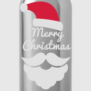 Merry Christmas Tops - Drinkfles