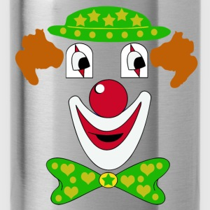 Party Clown - Trinkflasche
