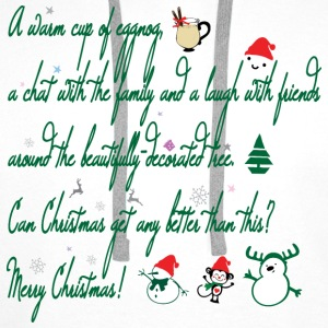 Christmas sayingsWomen's Premium T-Shirt - Men's Premium Hoodie