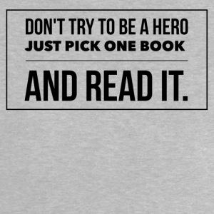 Pick one book and read it Shirts - Baby T-Shirt
