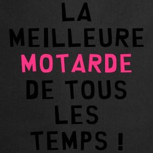 Moto / Motard / Motarde / Biker / Stunt / Cross Tee shirts - Tablier de cuisine