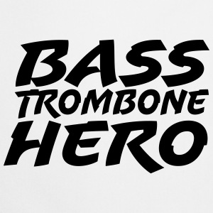 Bass Trombone Hero Sweaters - Keukenschort