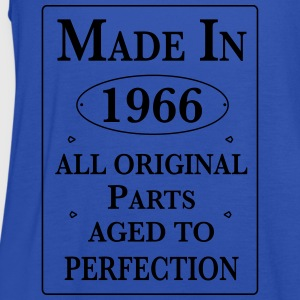made in 1966 II birthday Pullover & Hoodies - Frauen Tank Top von Bella