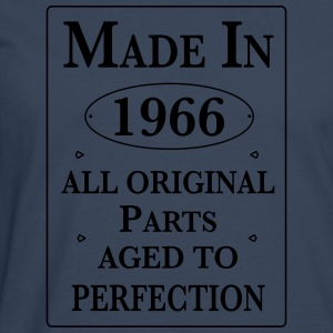 made in 1966 II birthday Pullover & Hoodies - Männer Premium Langarmshirt