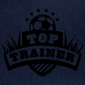 Top Trainer - Snapback Cap