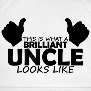 brilliant uncle T-Shirts - Baseball Cap