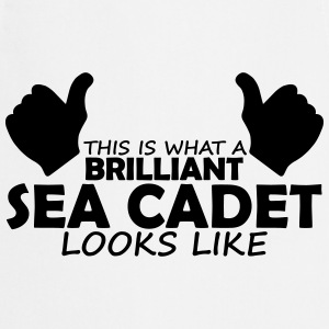 brilliant sea cadet T-Shirts - Cooking Apron