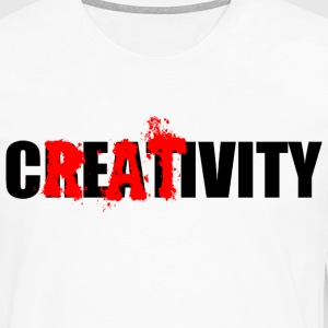 Creativity T-Shirts - Men's Premium Longsleeve Shirt