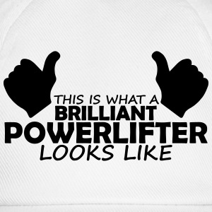 brilliant powerlifter T-Shirts - Baseball Cap