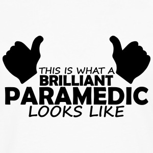brilliant paramedic T-Shirts - Men's Premium Longsleeve Shirt