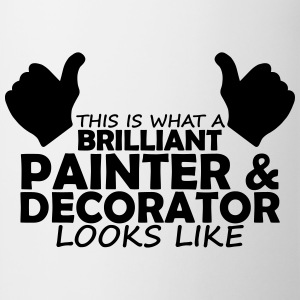 brilliant painter & decorator T-Shirts - Mug