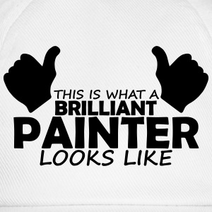 brilliant painter T-Shirts - Baseball Cap