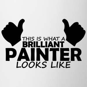 brilliant painter T-Shirts - Mug