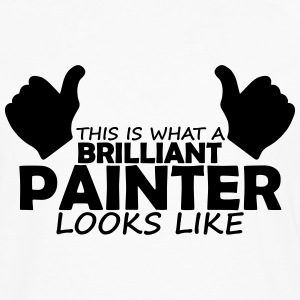 brilliant painter T-Shirts - Men's Premium Longsleeve Shirt