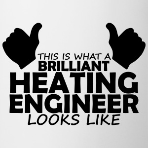 brilliant heating engineer T-Shirts - Mug