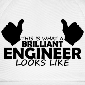 brilliant engineer T-Shirts - Baseball Cap