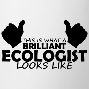 brilliant ecologist T-Shirts - Mug