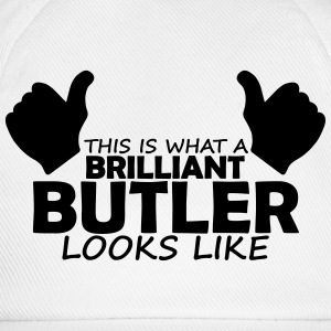 brilliant butler T-Shirts - Baseball Cap