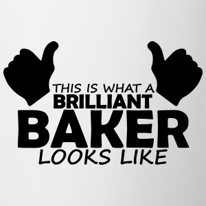brilliant baker T-Shirts - Mug