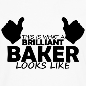 brilliant baker T-Shirts - Men's Premium Longsleeve Shirt