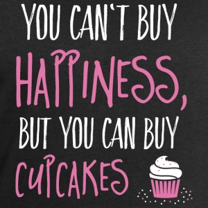 Cant buy happiness, but cupcakes Langarmshirts - Männer Sweatshirt von Stanley & Stella