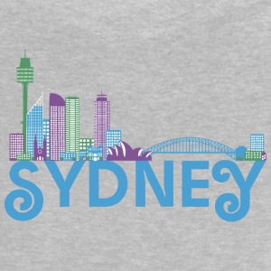 Skyline of Sydney T-shirts - Baby T-shirt