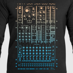 Modular Synth - Men's Sweatshirt by Stanley & Stella