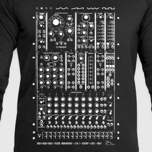 Modular Synth T-Shirts - Men's Sweatshirt by Stanley & Stella