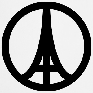 Paris in Peace - Tablier de cuisine
